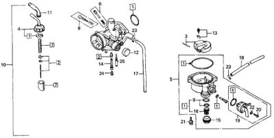 95 Suzuki Sidekick Wiring Diagram Of A